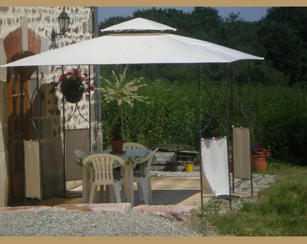 Burgundy Holiday House to rent in Saone et Loire, France ~ GITE 2