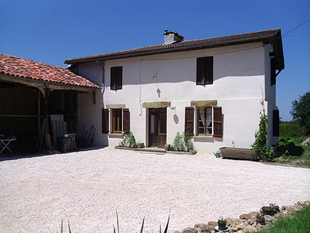 Farmhouse Holiday Rental in Hautes-Pyrenees, South West France ~ Maison Ganesh