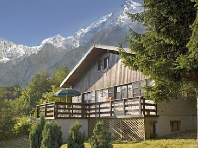 Les Houches Holiday Chalet near Chamonix, Rhone-Alps, France