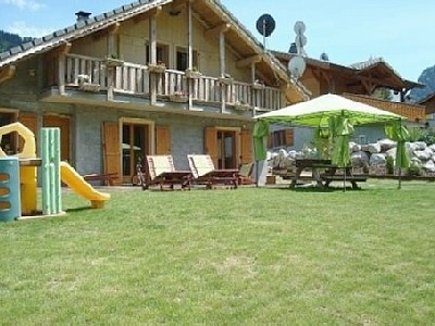 Holiday Apartment in Saint Jean d`Aulps, Portes Du Soleil, France