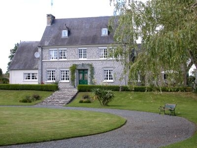 Holiday Bed and Breakfast near Saint-Lo, Normandy, France ~ Normandy Bed and Breakfast