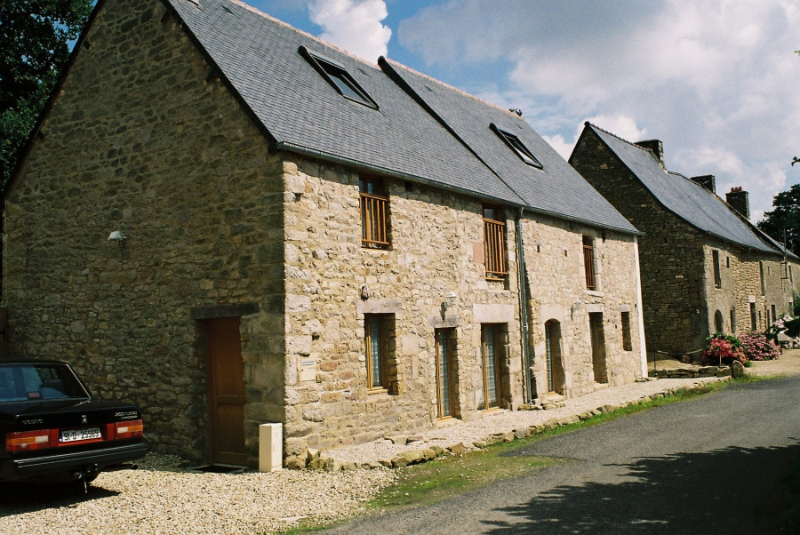 Holiday Rental House in Plelan-le-Petit, near Dinan, Brittany France
