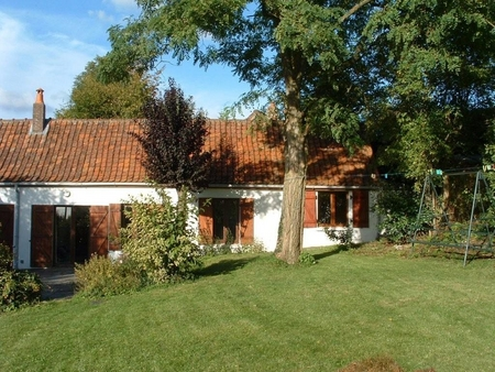 Buigny St Maclou Holiday Rental House near St Valery Sur Somme, France ~ Buigny