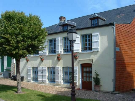 Self Catering Holiday House Rental in St Valery, Somme, France ~ La Valerienne