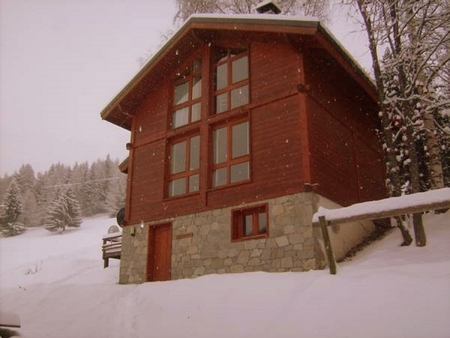 Holiday Chalet in Les Coches, Savoie, France ~ Chalet En piste
