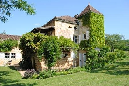 Holiday Rental Farmhouse in Prayssac, Lot, France