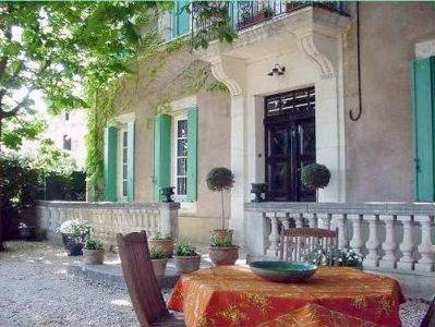 Four Star Bed and Breakfast near Avignon and Nimes, Languedoc-Roussillon, France