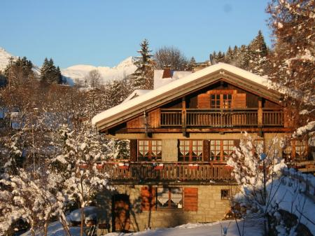 Megeve Holiday Chalet Rental ~ Chalet 5 mins from Centre