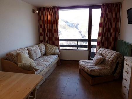 Holiday Apartment in Les Menuires, France ~ Chaviere 3 persons