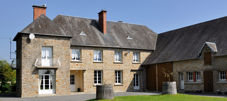 Bed and Breakfast Accommodation in Raids, Normandy, France ~ Normandy Bed and Breakfast