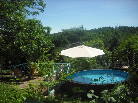 Stunning Holiday Cottages with Pool in Dordogne, Planche, near Riberac, France ~ Barefoot Cottage