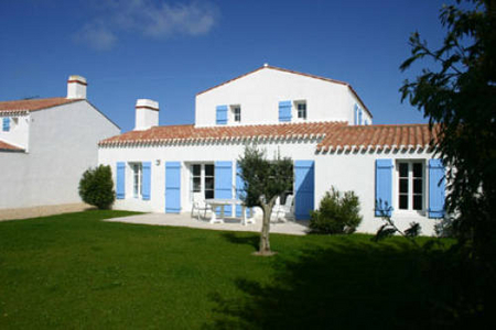Vendee Holiday Rental Home in Noirmoutier, Loire Valley, France