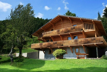 Stunning Samoens Holiday Chalet Rental in Verchaix, France ~ 6 Bedoom Chalet