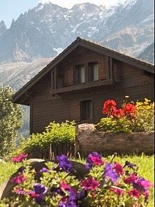 Les Houches Holiday Apartment to rent, French Alps ~ 4 Bedroom Apartment Rental