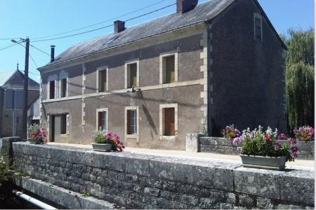 Loire Valley Holiday Rental Home, France ~ Beautifully Converted Mill