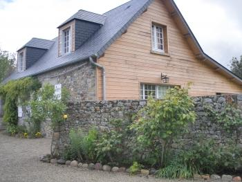 Normandy Holiday Rental Cottage, Self catering, Lovely Beach, Manche