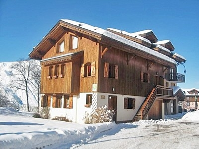 Self Catering Chalet rental in St Martin de Belleville, France