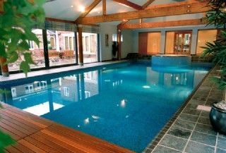Mayenne Cottage rental in Loire Valley, Nr Normandy, France ~ Luxury Fitness Resort