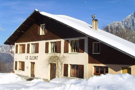 Chalet rental 15 people St Christophe sur Guiers, Rhone Alpes, France ~ 6 Bedroom Chalet