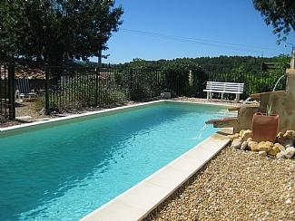 4 Bedroom Farmhouse rental in Tornac, Languedoc-Roussillon, France
