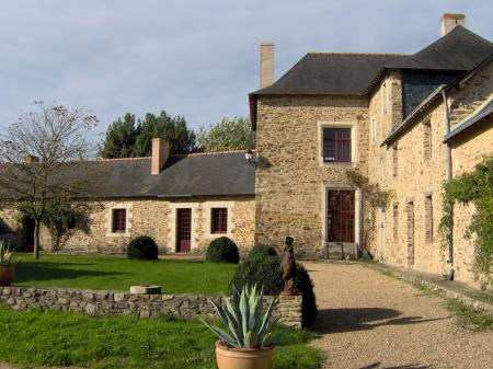 Lovely self catering holiday home to rent in Mayenne, Pays-de-la-Loire