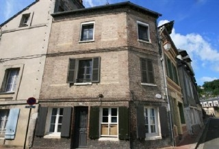 Honfleur House rental in Normandy, Calvados, France ~ 2 bedroom House