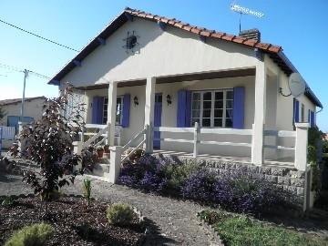 Meschers Holiday Rental Home, near Royan, Charente-Maritime