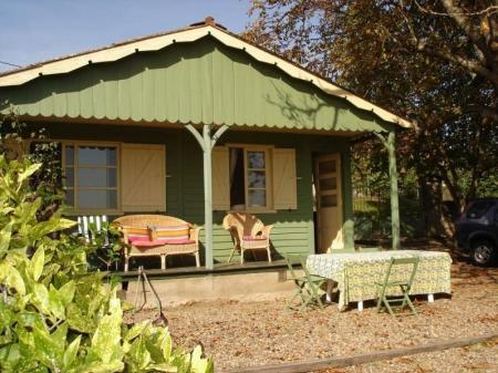 Gite rental near Vichy, Limousin / Auvergne ~ Self Catering Bayet One Bedroom Gite