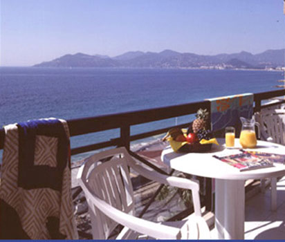 Apartment Rental in Cannes ~ Fantastic One Bedroom Holiday Apartment