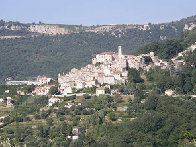 Villa Rental in Bar-sur-Loup, near Antibes, Cote-d`Azur ~ Self Catering 2 Bedroom Villa