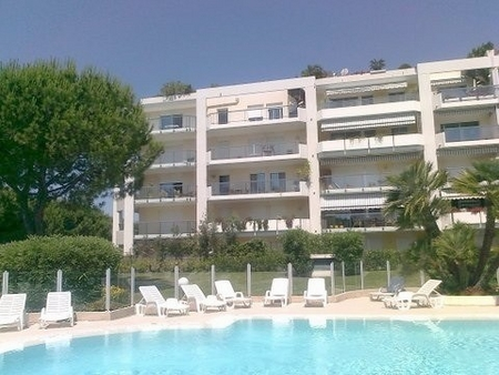 Cros-de-Cagnes Studio Apartment in France ~ Cros-de-Cagnes Apartment with Pool