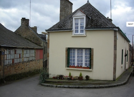 Brittany Townhouse rental in Morbihan, Guemene-sur Scorff ~ Self Catering Brittany House