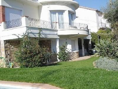 Cannes-Holiday Villa Rental with Pool, Private Garden ~ 4 bedroom Villa