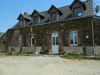 Farmhouse rental in Loire Atlantique, Pays de la Loire, France / 4 bedroom farmhouse