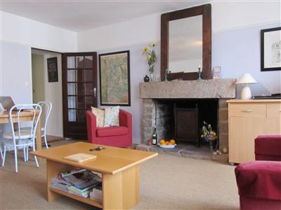 Second Floor Dinan Holiday Apartment rental in Brittany, France