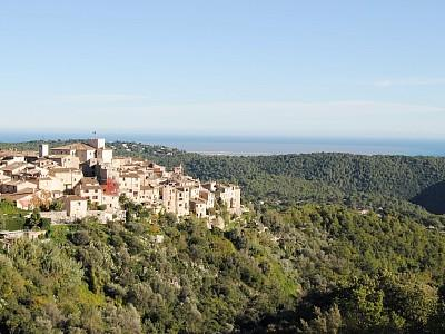 Tourrettes-sur-Loup Self Catering Villa in Provence, France /2 bedroom Villa Rental