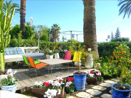 Nice Holiday Apartment rental on Cote-d`Azur, Alpes-Maritimes, France / Lovely One Bedroom Apartment