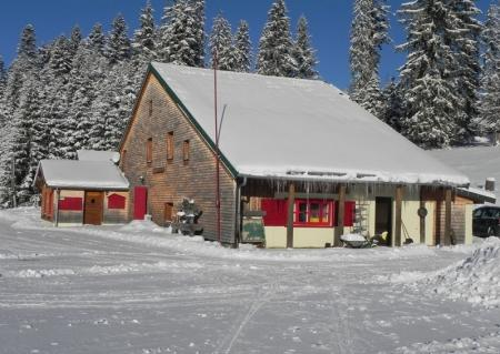 Franche-Comte Holiday Chalet rentals in Mouthe, Doubs / Chez Liadet