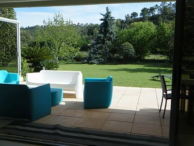 Mandelieu-La-Napoule Holiday Home on Cote-d`Azur, France / 5 Bedroom House Rental