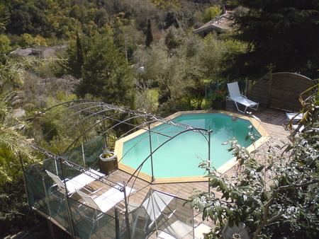 Villa rental with private Pool in Auribeau-sur-Siagne, Cote-d`Azur, France / Villa Amandier