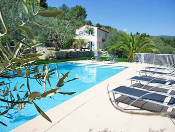 Fantastic Fayence Villa rental with Pool in Provence, France / 4 bedroom Fayence Villa
