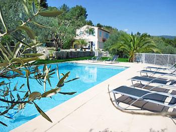 Fantastic Fayence Villa rental with Pool in Provence, France / 4 bedroom Fayence Villa