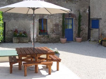 Antigny House rental in Poitou-Charentes, Vienne / La Grange