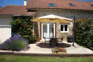 Gite rental in the Correze, Limousin - La Petite Porcherie Sleeps 3