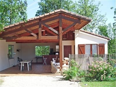 Lot-et-Garonne Holiday Gite rental near Agen, France / Le Chalet