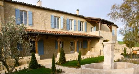 8 Bedroom Farmhouse Rental and Seperate Lodge near Toulouse, Condom, South France