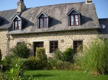 Normandy Cottage rental in Saint-Cyr-du-Bailleul, Manche, France / Robins Cottage