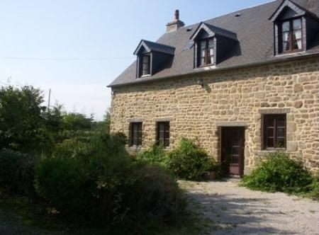 Saint-Cyr-du-Bailleul Holiday Cottage with Pool in Normandy, France / Finches Cottage, FREE WIFI