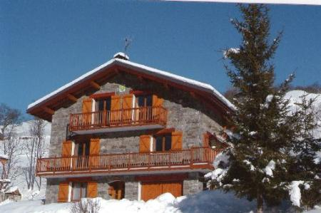 Les Menuires Holiday Chalet rental in the French Alps