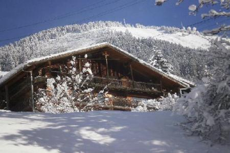 4 bedroom Chatel Apartment Rental in Haute-Savoie, France / Spa, Sauna